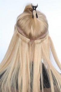 Clip-On hiustenpidennykset